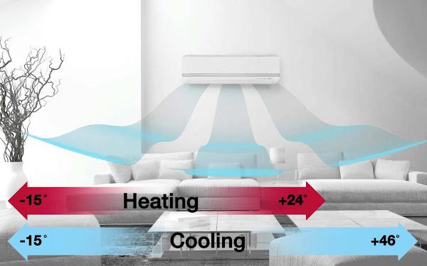 Toko-Air-Conditioner-Murah Pendingin udara yang sangat menyejukan dan hemat energi