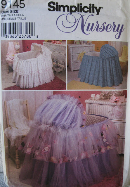 Baby Bassinet Cover5