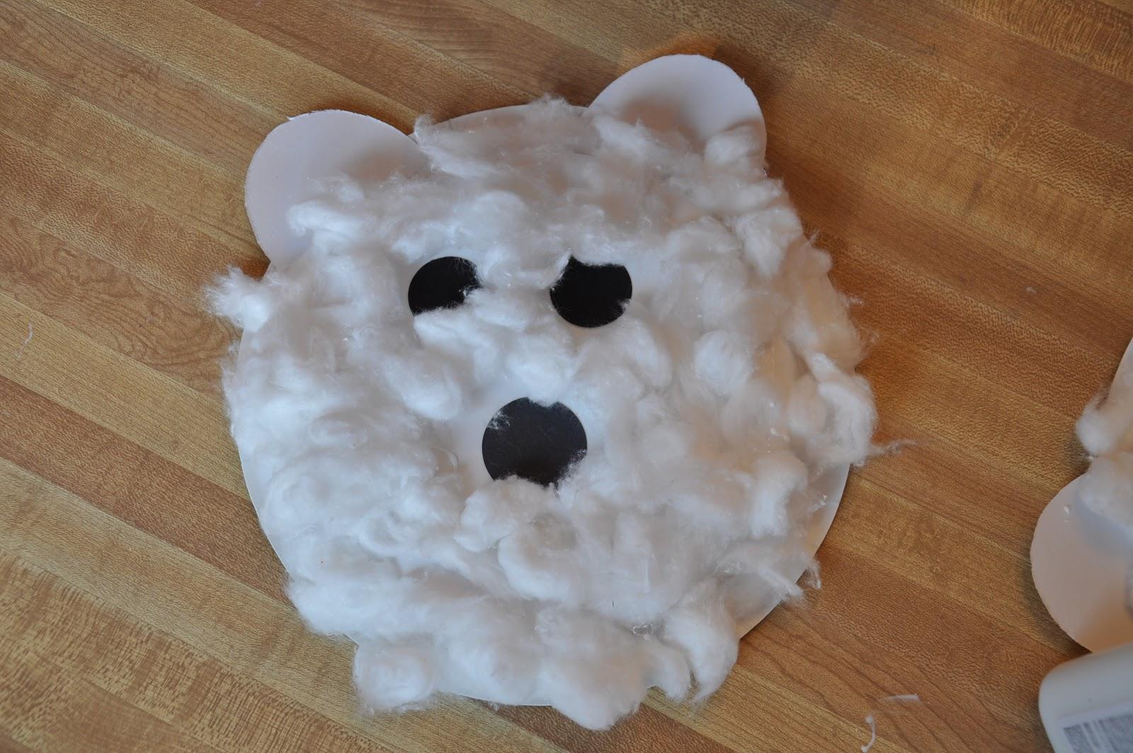 Another Polar Bear Craft & Aunt Tamiu0027s House: Polar Bear