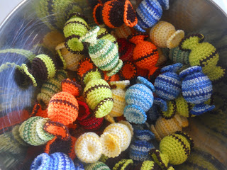 вязаные конфеты - crochet candy