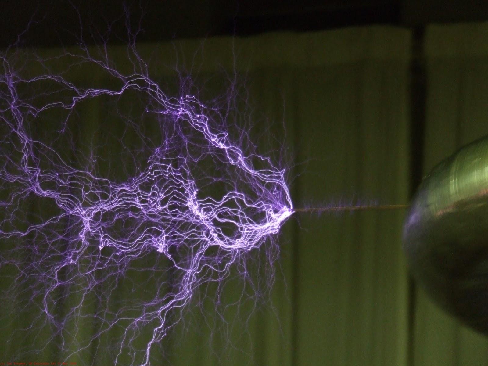 Plasma Examples Of Matter Glow discharge plasma