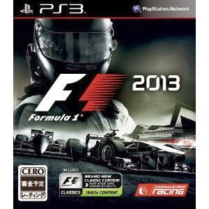[PS3]F1 2013[F1 2013] ISO (JPN) Download