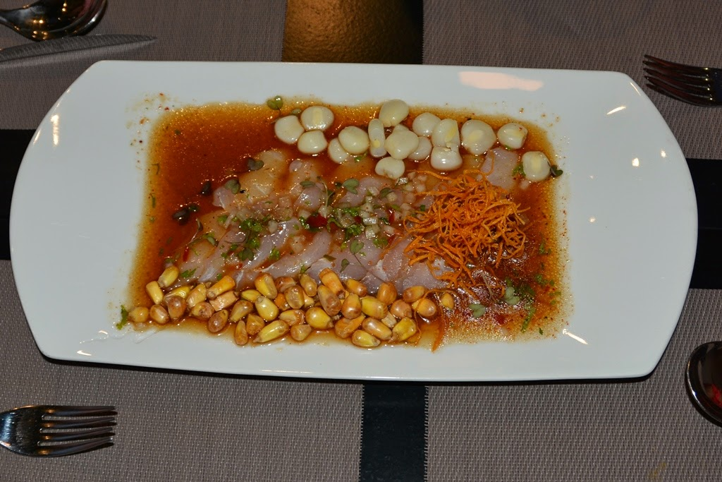 Restaurant Ceviche 103 Barcelona
