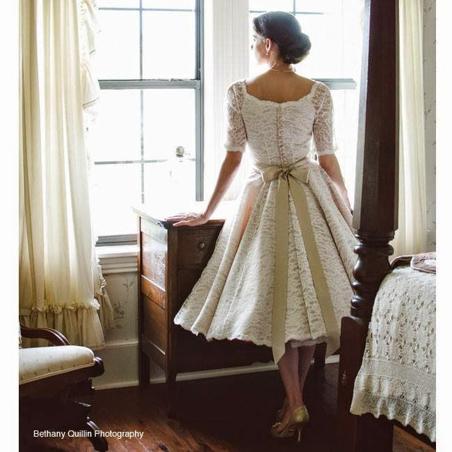 Vintage Wedding Dress Sewing Patterns