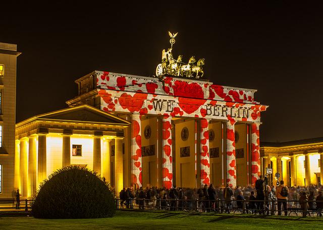 các chương trình tại Berlin