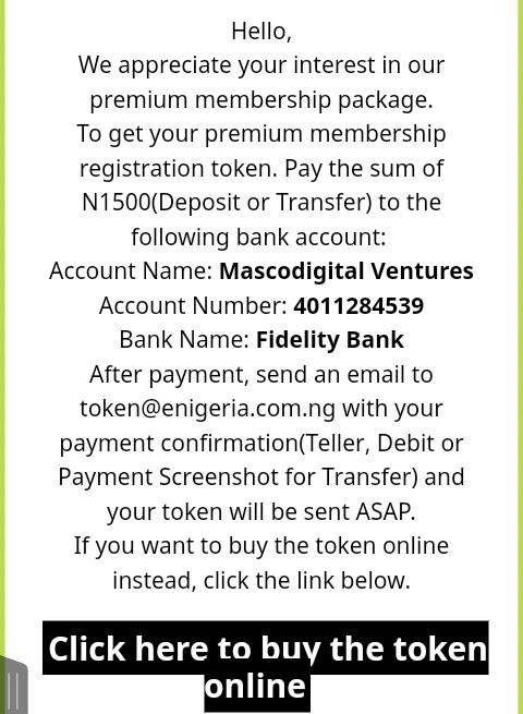 ENigeria income program Review scam legit