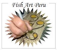 Convertimos la piel de pescado en arte