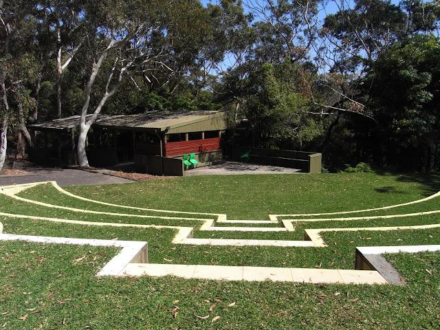Picnic Shelters, Booderee Botanical Gardens
