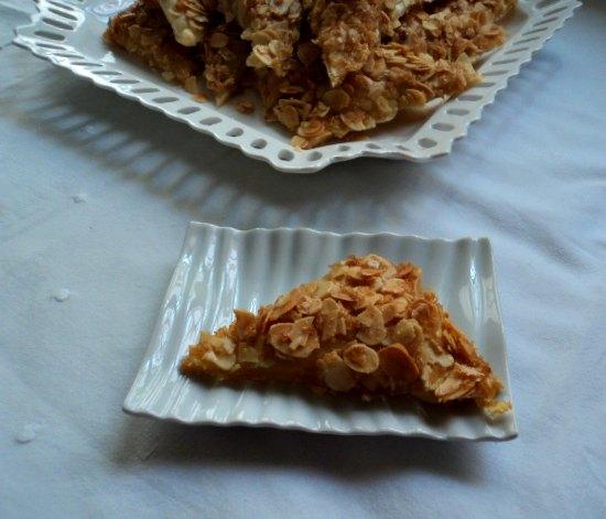 Triángulos de hojaldre receta casera