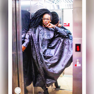 Denrele Edun Is On Fire (Check Out His Outfit)