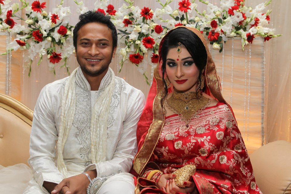 Images of Shakib Umme Ahmed Shishir Hasan With His Fiance