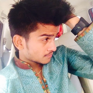 cool indian boy urban hairstyle