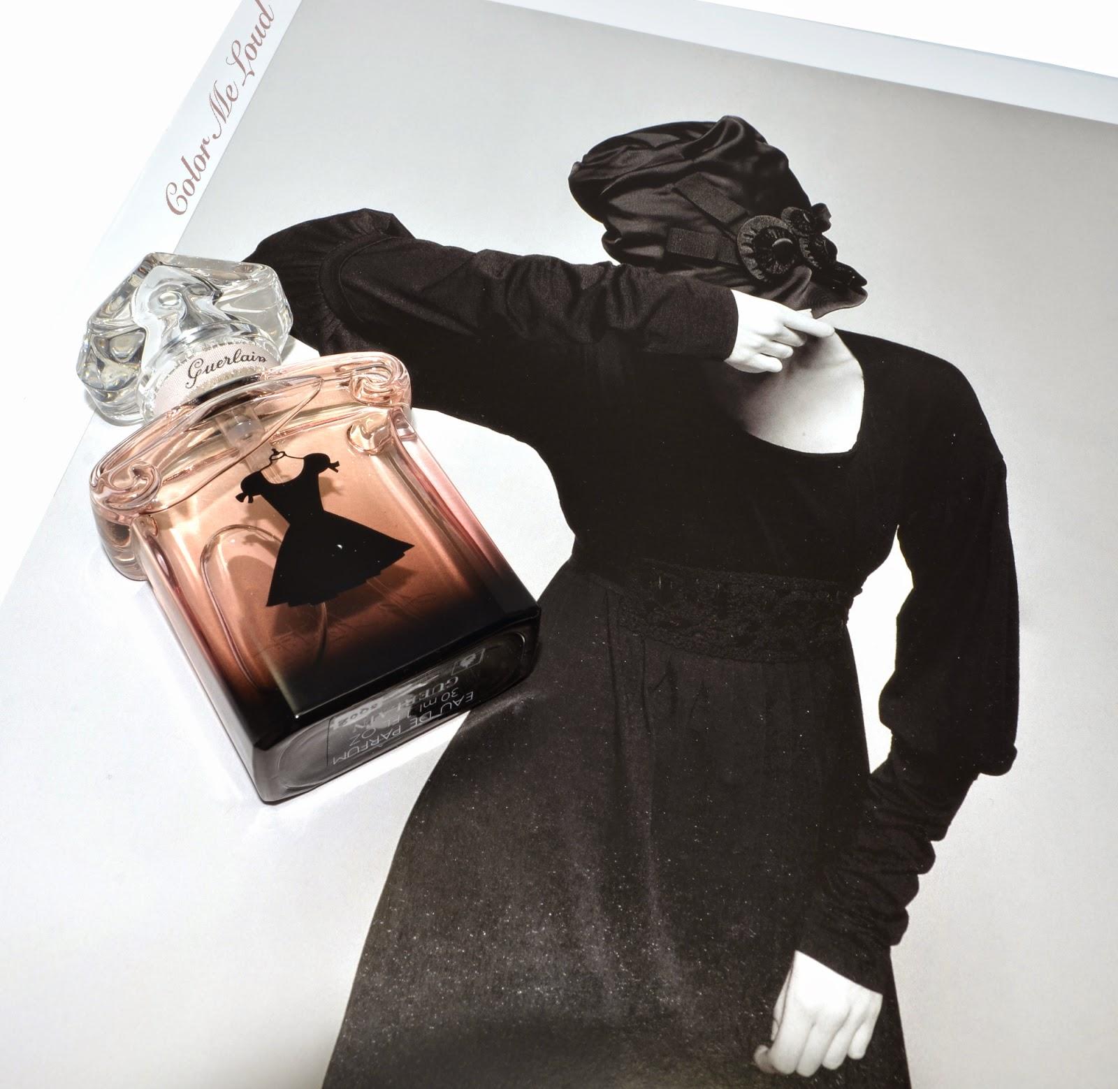 guerlain la petite robe noire eau de parfum review photos color me loud. Black Bedroom Furniture Sets. Home Design Ideas