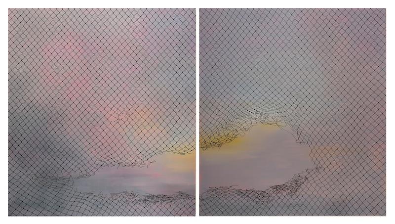 Doctor Ojiplático. Pintura | Painting. Driss Ouadahi.