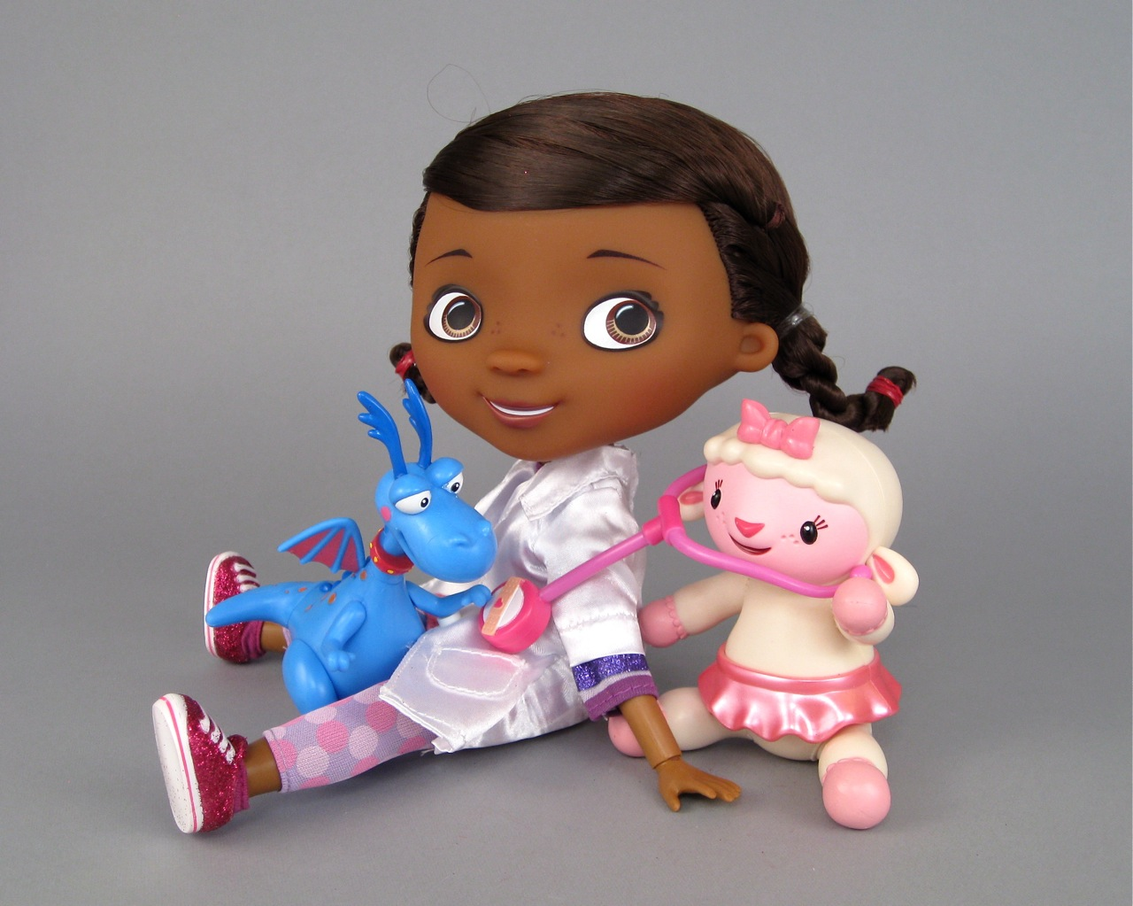 Doc McStuffins doll from Disney Store