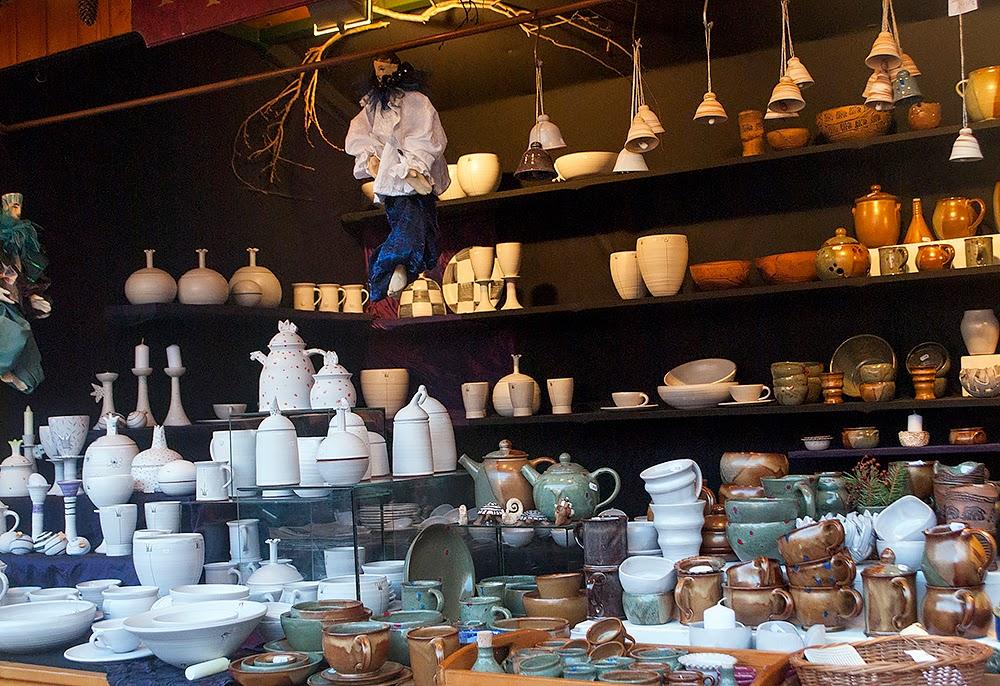 Leipzig Pottery Christmas Market