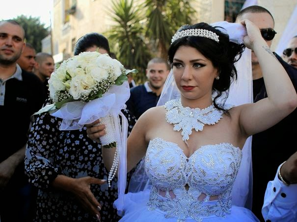 Matrimonio Entre Catolico Y Judio : Europa hoy en israel el matrimonio entre un árabe y una