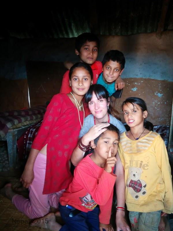 Nepal, te vamos a ayudar