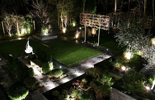 Ideas for Amazing Garden Lighting Decoration | A compherensif home ...