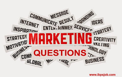 IBPS CLERK::: MARKETING IMPORTANT QUESTIONS