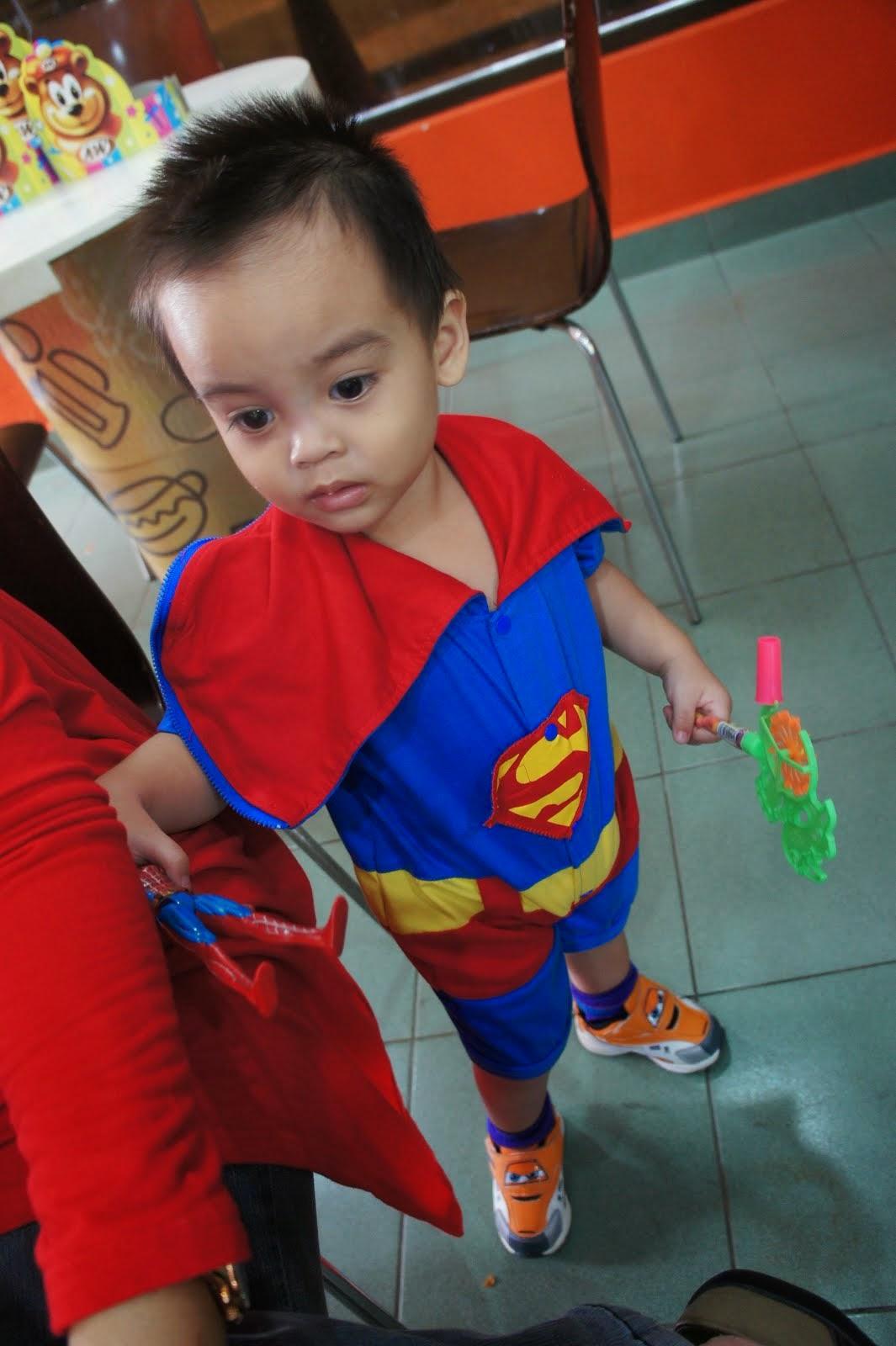 My Superboy!