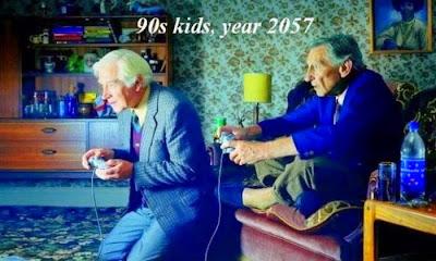 90's kids year 2057