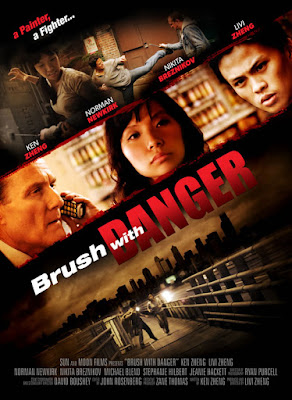 Brush With Danger (2014) English Movie HDRip 300mb Download