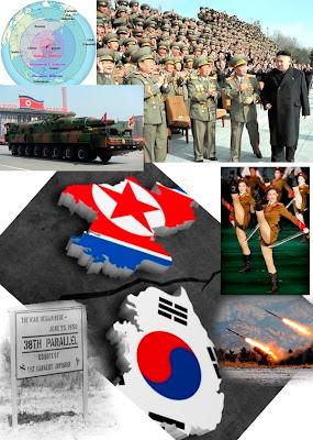 paralelo 38, guerra, corea, amenaza nuclear