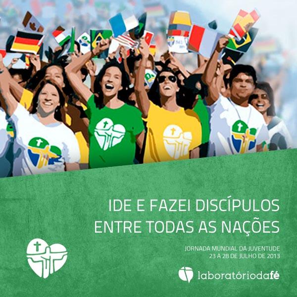 Jornada Mundial da Juventude, Rio de Janeiro, Brasil, 23 a 28 de julho de 2013