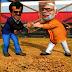 When Rajini Trains Modi : So Sorry - இணையத்தில் சக்கை போடு போடும் ரஜனி மோடி குத்தாட்டம் !!!
