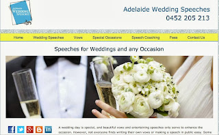 We are experts in speeches for the Best Man, Groom, Father of the Bride, Bride and Bridesmaids
