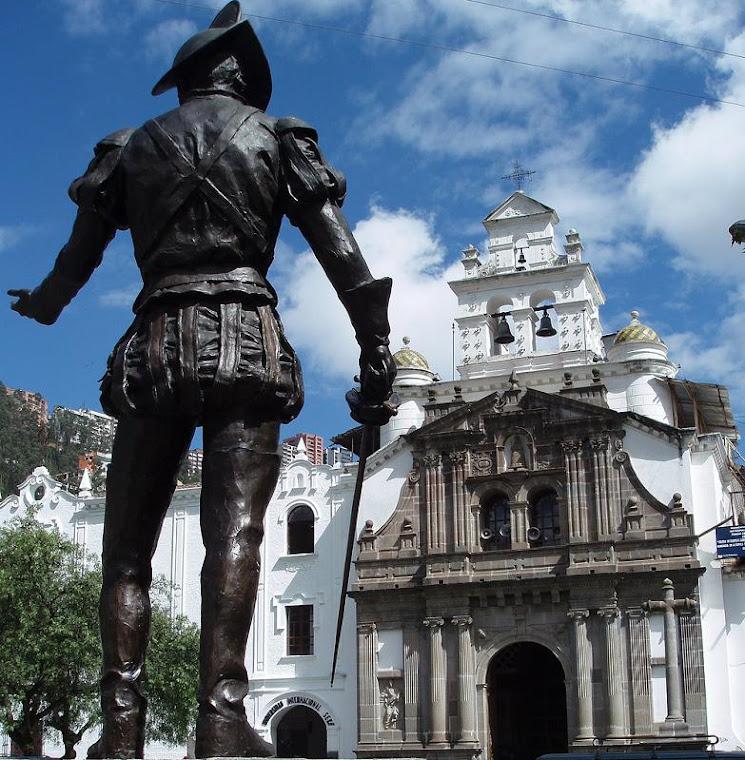 El Conquistqdor Francisco de Orellana