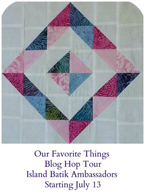 Our Favorite Things Bloghop