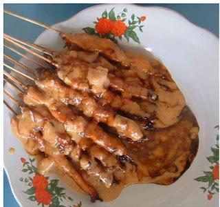 Resep dan Cara Membuat Sate Ayam