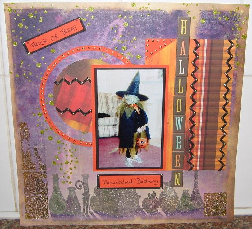 Halloween: Beryl