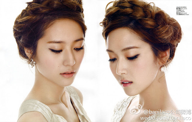 Jessica and Krystal for Banila Co.