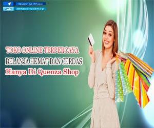 quenza-shop.com Toko online terbaik dan terbesar di Indonesia