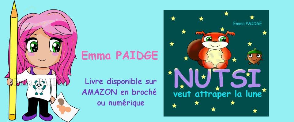 Emma Paidge - auteur jeunesse