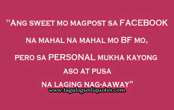 Tagalog Love Quotes With Pictures For Facebook ~ Dobre for .