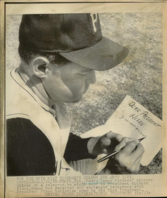 Pedro Ramos 1969