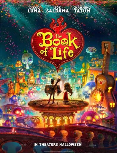 Ver El libro de la vida (The book of life) (2014) Online