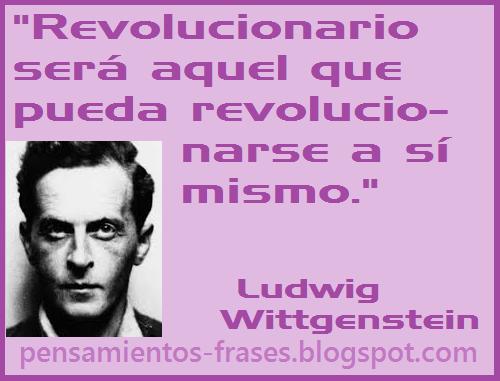 frases de Ludwig Wittgenstein