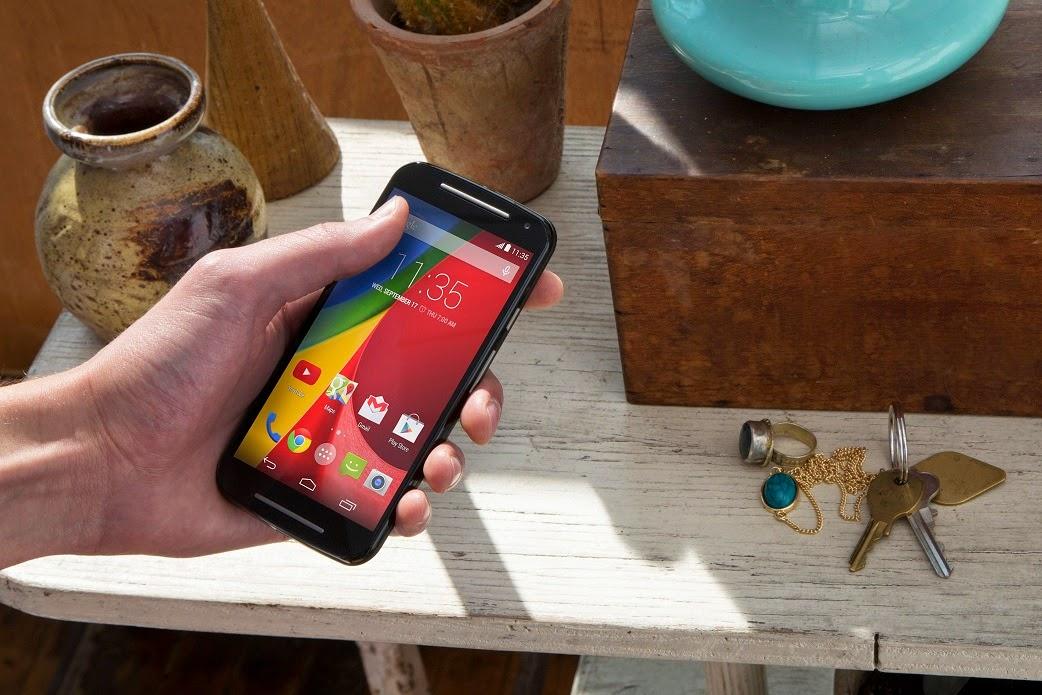Motorola Moto G 2nd Generation - Moto G 2014