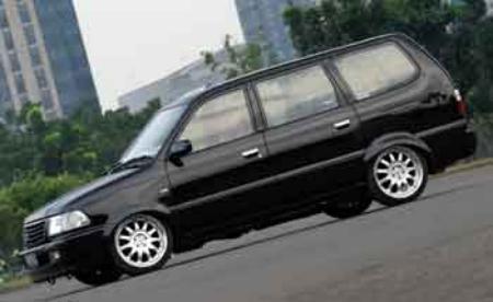 Modifikasi Blog  Toyota kijang ceper