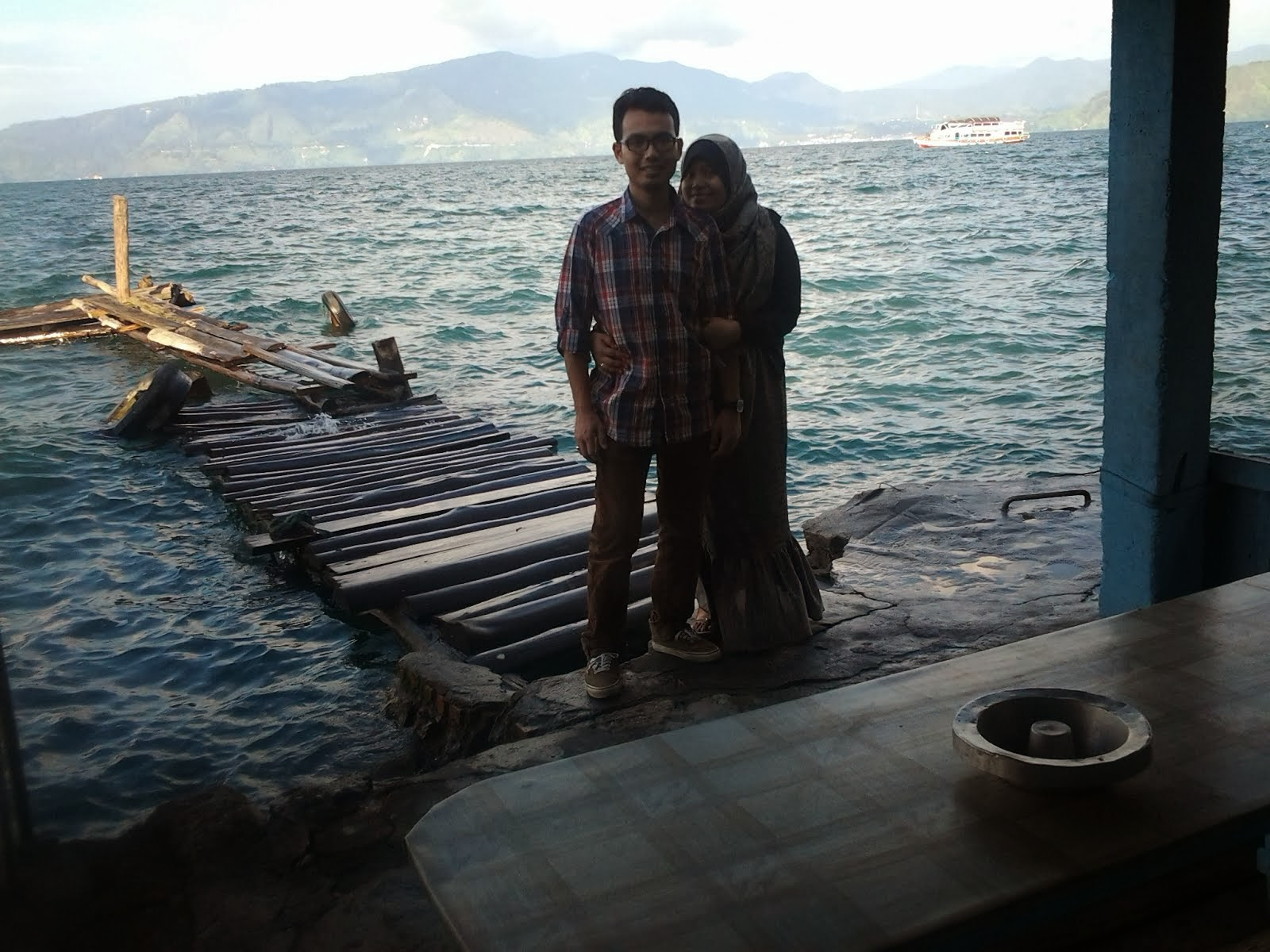HONEYMOON : MEDAN