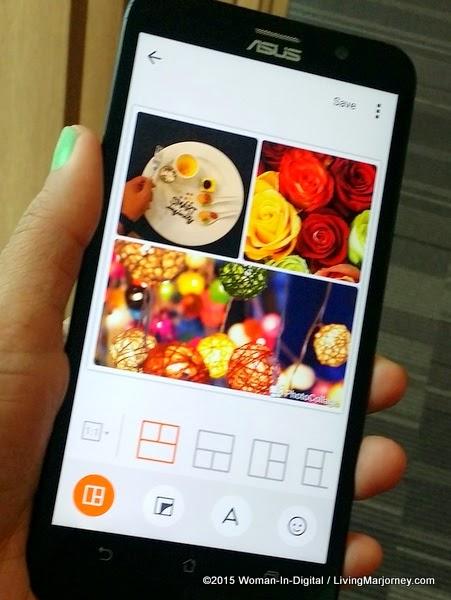 ZenFone 2 ZenUi app