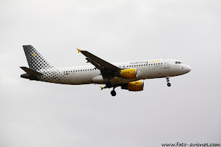 Airbus A320 / EC-JFF
