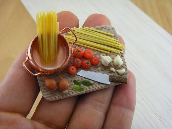 small size food items