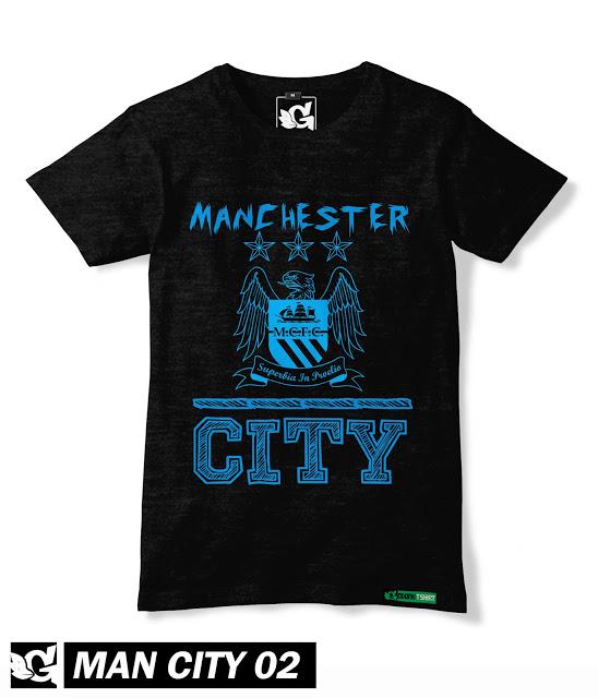 Jual Kaos Bola Gaul manchester city