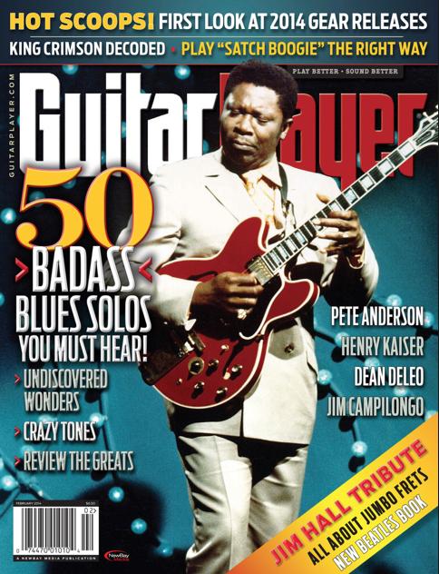 Gear Guitar Magazine Guitar Player Magazine